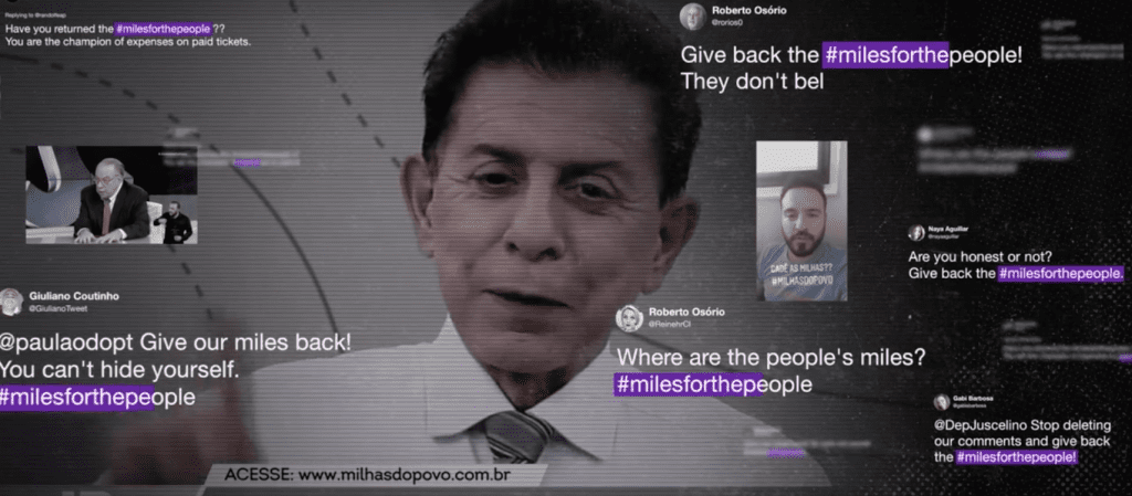 Miles for the people