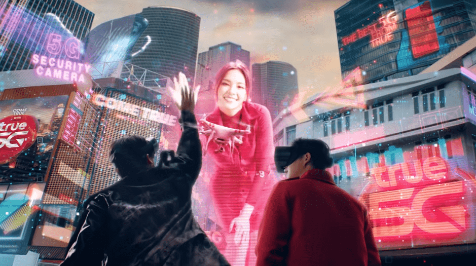 5G ดีอย่างไร? ทรู แบรนด์ผู้นำด้านการสื่อสาร ชวนคนไทยสัมผัสชีวิตอัจฉริยะ เนรมิตจินตนาการให้เป็นจริงด้วยเทคโนโลยีที่ครบวงจร  #ComeTrue
