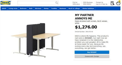 แคมเปญการตลาดแบบ Contextual Marketing ในการฉลาดเข้าหา Consumer ด้วยการเสนอวิธีแก้ปัญหาในชีวิตด้วยเฟอร์นิเจอร์ จาก IKEA Retail Therapy