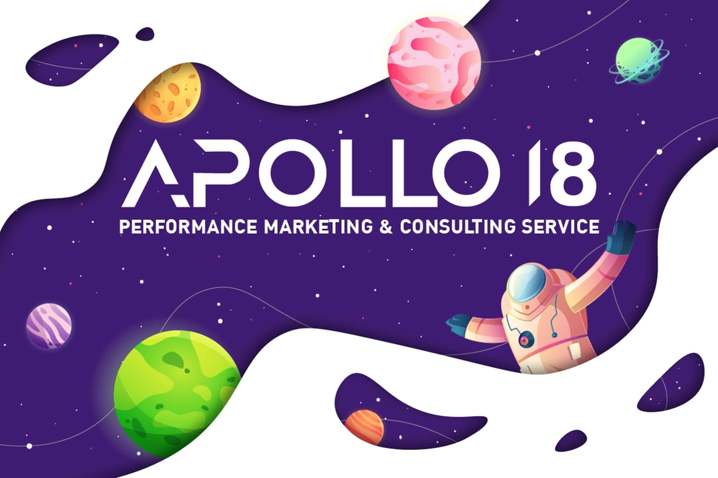 APOLLO 18: Zero Fee Performance Marketing บริษัทน้องใหม่ Rabbit Digital Group