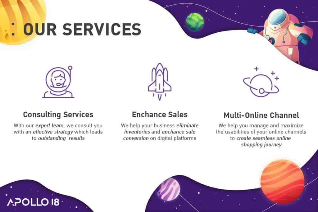 เปิดตัว APOLLO 18: Zero Fee Performance Marketing & Consulting Services บริษัทน้องใหม่จาก Rabbit Digital Group ภายใต้ Revenue Sharing Model
