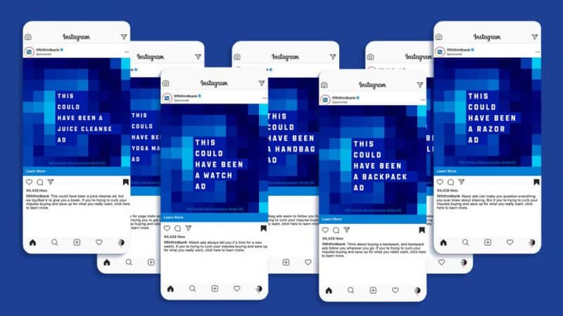 Buy Now Blocker แคมเปญการตลาดธนาคาร Fifth Third Bank ในแบบ Ad Blockers ที่ใช้ Data-Driven Campaign บล็อคทุกโฆษณาที่ควรขึ้นเพื่อสะกิดให้คนออม