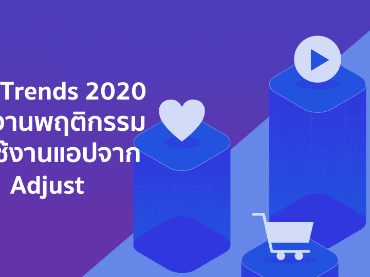 App Trends 2020 – Report Performance ของแอปปี 2020
