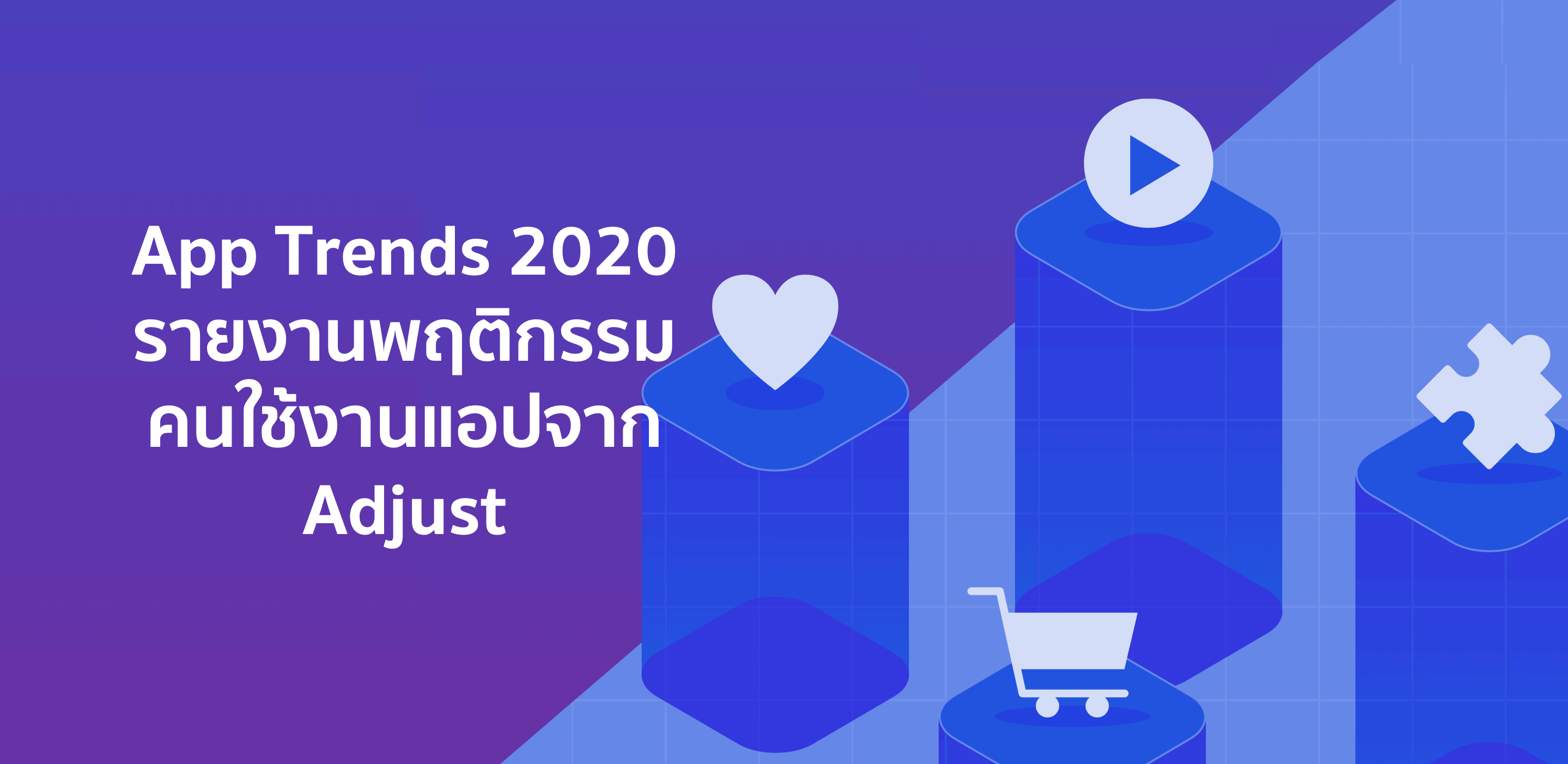 App Trends 2020 – Report Performance ของแอปปี 2020