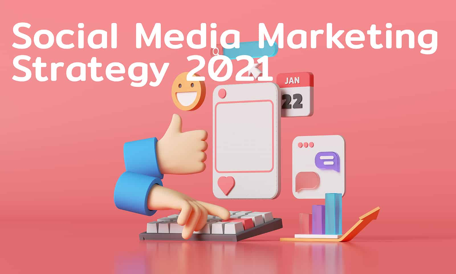 7 Strategy สำคัญของการทำ Social Media Marketing 2021