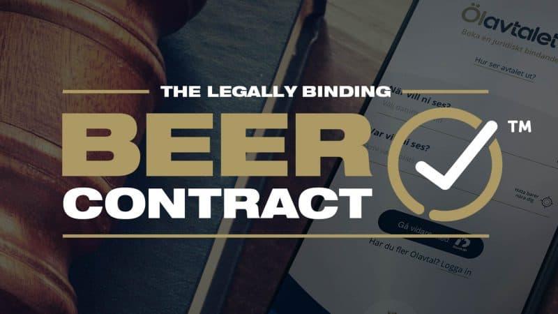The Legally Binding Beer Contract แคมเปญการตลาดแบบ Hackvertising หรือ Hijack + Marketing ของเบียร์แบรนด์ Norrlands Guld ที่จับ Insight เพื่อนชอบเบี้ยวนัดดื่มเบียร์กันง่ายๆ ด้วยการส่งข้อความผ่านออนไลน์เป็นประจำ ด้วยการจับมาทำสัญญาที่มีผลทางกฏหมาย บอกให้รู้ว่าถ้านายเบี้ยวไม่มางั้นไปเคลียร์ค่าเสียหาย เสียเวลาในศาลก็แล้วกัน
