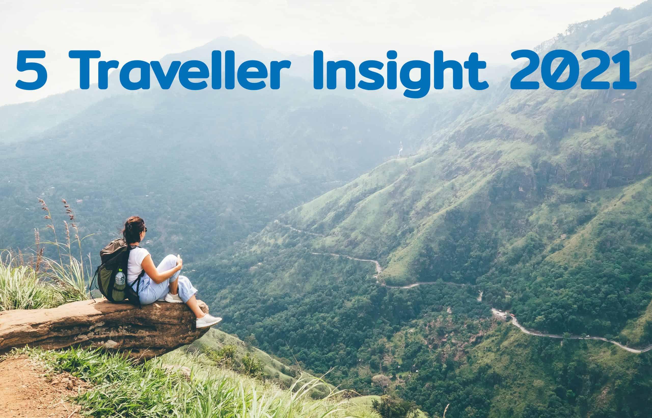 Insight นักท่องเที่ยว กับ 5 ทริปที่กำลังมาแรงในปี 2021
