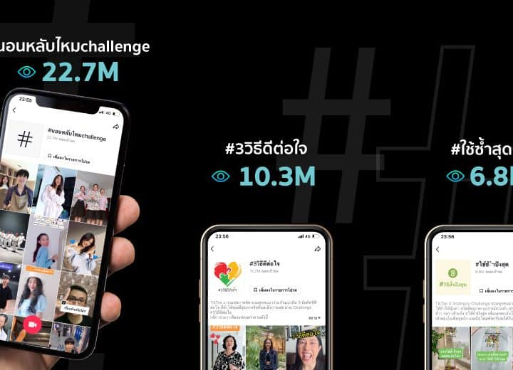 Update TikTok Trends Thailand อัพเดทเทรนด์ประจำเดือนพฤศจิกายน 2020 ที่นักการตลาดต้องรู้ Content แบบไหนกำลังมา Creator คนไหนกำลังดัง