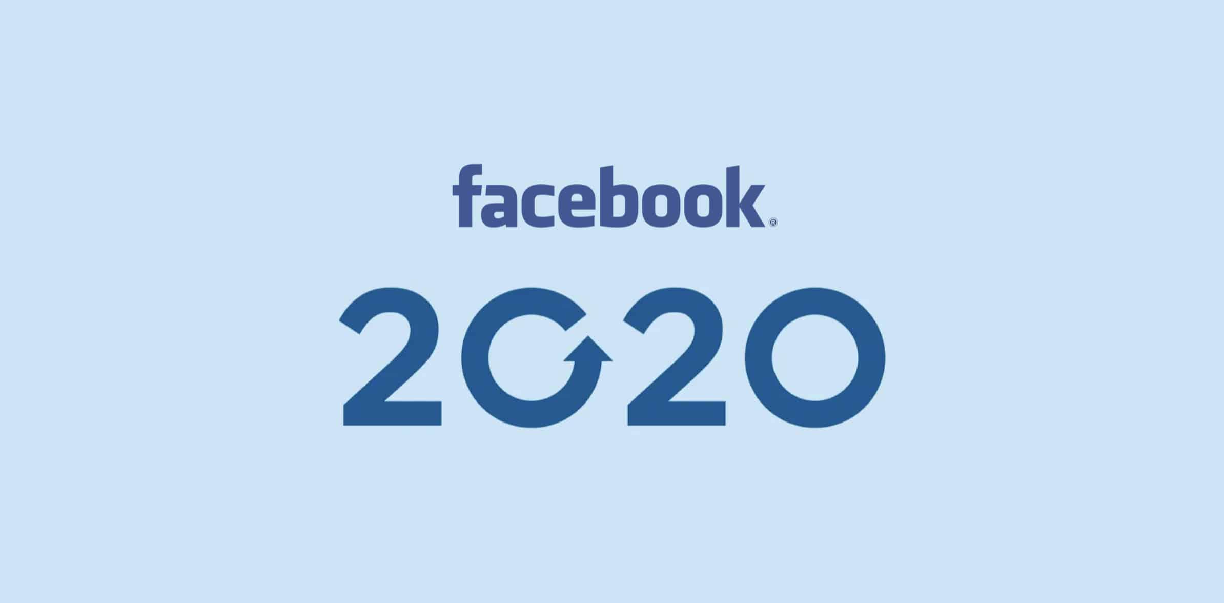 ภาพรวม Facebook 2020 ว่าคนใช้งานแพลตฟอร์มอย่างไรบ้าง