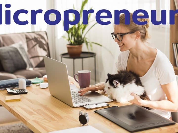 Micropreneurs เทรนด์ผู้ประกอบการหน้าใหม่ที่เกิดขึ้นมากมายช่วงล็อคดาวน์เพราะโควิด19 ที่มาจาก Micro + Entrepreneurs เอาไอเดียที่ดองมาเริ่มธุรกิจ
