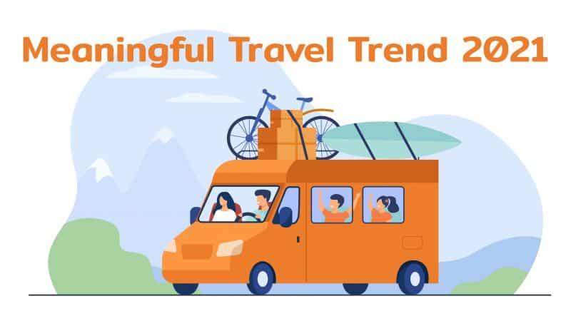 Meaningful Travel Trends 2021 Airbnb เทรนด์การท่องเที่ยวคนไทย 2564