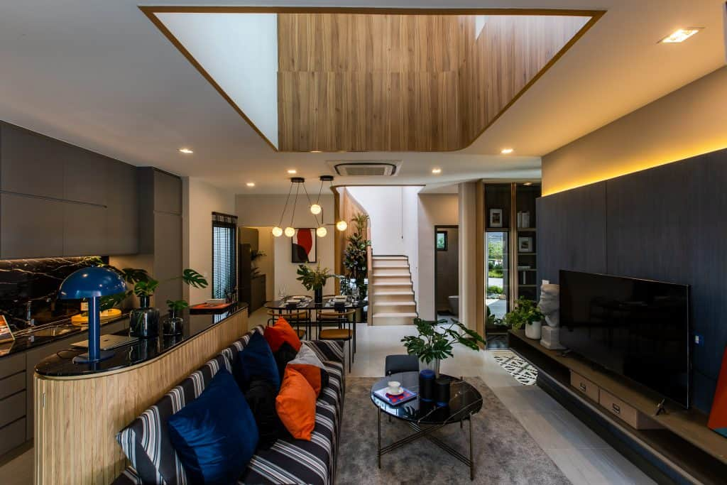 บ้านคนโสดที่ออกแบบมาเพื่อตอบโจทย์ 4 Segments of Single คนโสดยุคใหม่ ที่ Lifestyle ไม่เหมือนใคร SC Asset จึง Personalization บ้านให้พวกเขา