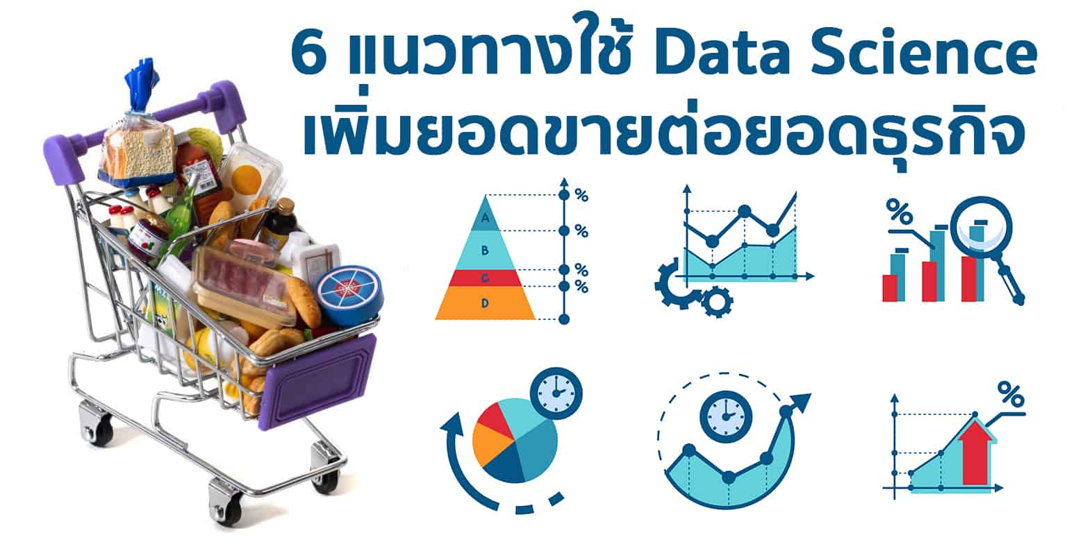 6 แนวทางการใช้ Data Science เพื่อ Cross-sell & Upsell อย่างมีประสิทธิภาพ