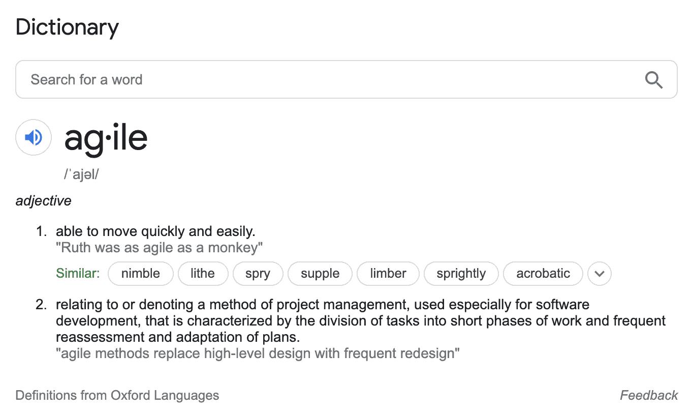 Agile คืออะไร เกี่ยวอะไรกับ Marketing