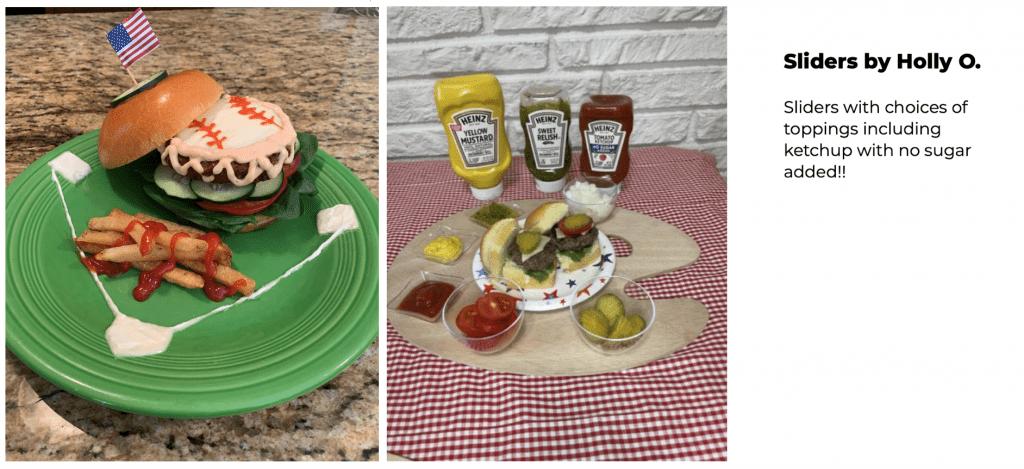 Heinz - Art of the Burger แข่งขันวาดรูปด้วยซอสไฮนซ์