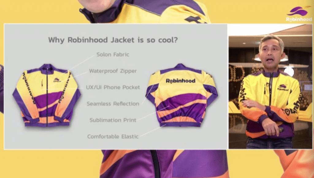 ทำไมขับให้ Robinhood ถึงดีกว่าเจ้าอื่น