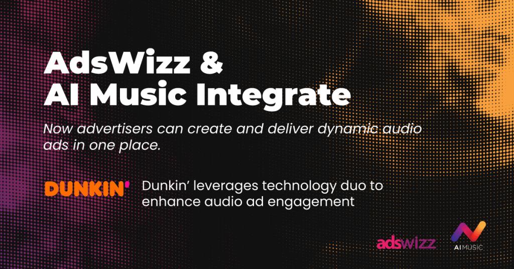 Dunkin' ใช้ AI music ทำโฆษณาลดเวลาการทำ Production ไปได้