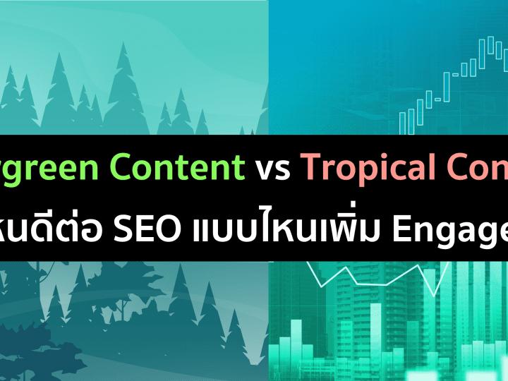 Evergreen Content คืออะไร สำคัญยังไงกับ SEO