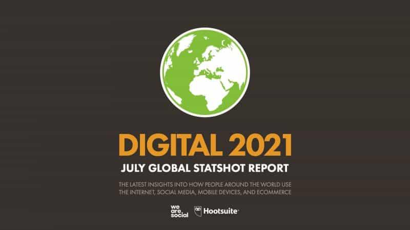 สรุป 46 ข้อสำคัญจากรายงาน Digital Stat 2021 จาก We Are Social ครึ่งปีหลัง ที่เกี่ยวกับผู้บริโภคชาวไทยว่ามีพฤติกรรมเปลี่ยนแปลงไปอย่างไร