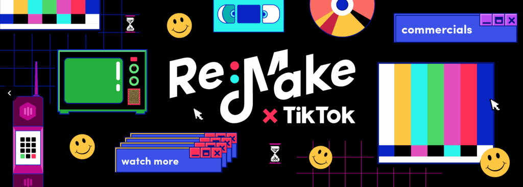 แคมเปญทำคอนเทนต์บน TikTok ให้ดูไม่ขายของ เป็นโฆษณามากเกินไปกับ #TikTokRemake