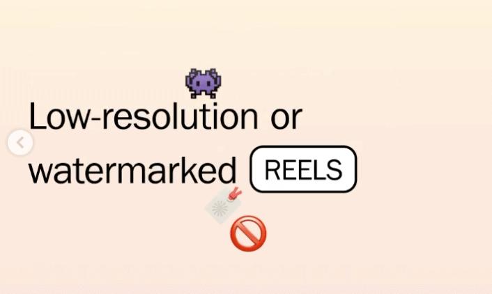 อัลกอริทึ่มของ IG Reels