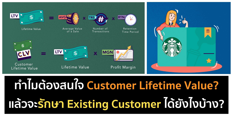 ทำไม Customer Lifetime Value (CLV) ถึงสำคัญ?