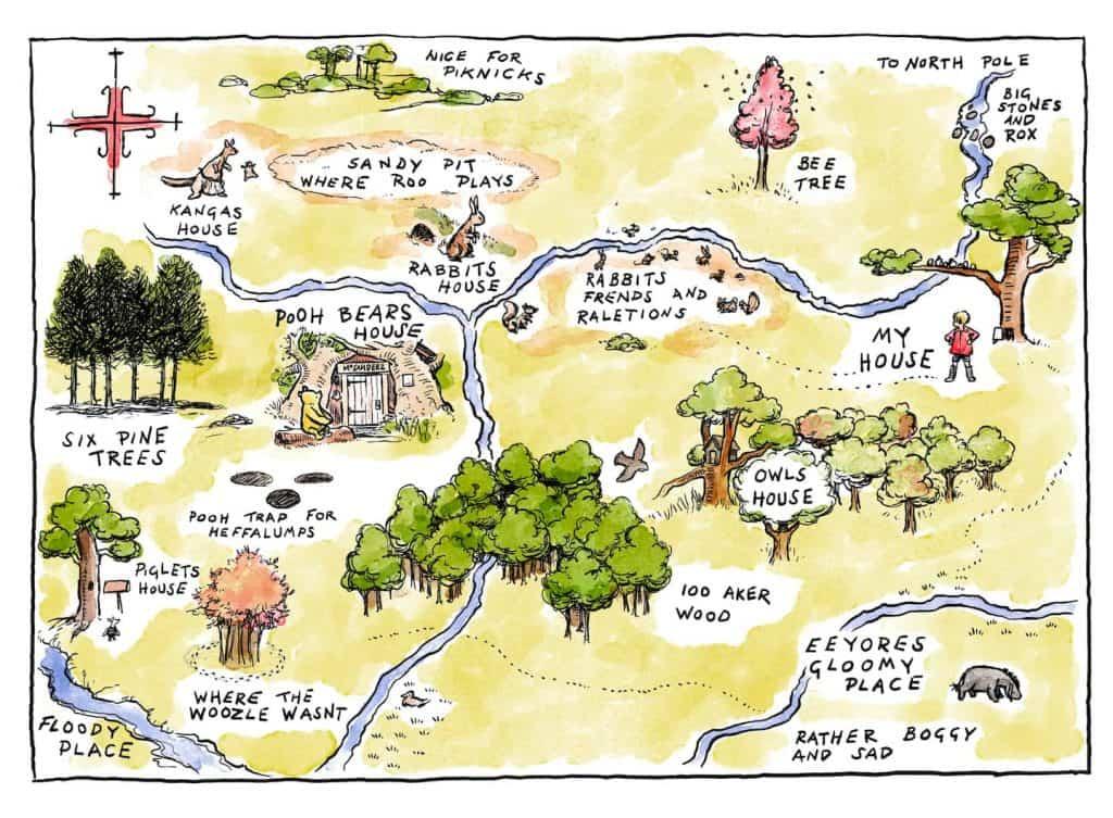 บ้าน Winnie the Pooh เปิดให้พัก เสริมการท่องเที่ยวช่วงสุดท้ายของฤดูร้อนในอังกฤษ