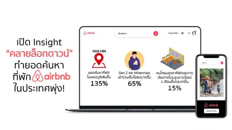 airbnb insight after lockdown